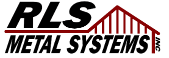 Logo, RLS Metal Systems, Standing Seam Metal Roofing, Metal Roofing Systems in Middleburgh, NY